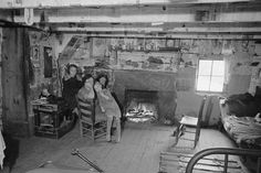 early appalachia | Beautiful Appalachian mountains – see rare photographs & 1940 film ...