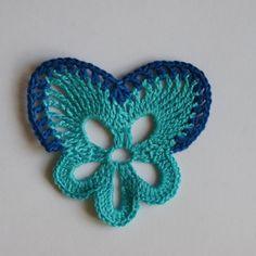 Crochet a Beautiful Pansy Flower