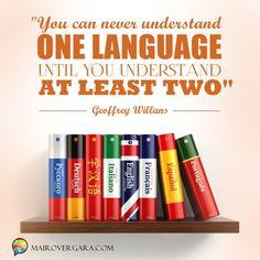 Aprenda inglês com citações #6: You can never understand... [Geoffrey Willans]