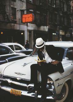 Cuba: my scene Sharp Dressed Man, Well Dressed, Looks Style, My Style, Cuba Style, Style Men, Raining Men, Mode Vintage, Vintage Black
