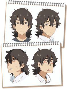 Character Model Sheet, Character Modeling, Character Art, Manga Hair, Hair Reference, Character Design References, Art Club, Anime Characters, Fan Art