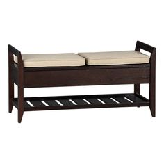 Addison Storage Bench with Cushions    $399.00