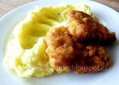 Pomalý hrnec: Vepřové řízky v pomalém hrnci Mashed Potatoes, Cauliflower, Crockpot, Slow Cooker, Food And Drink, Vegetables, Ethnic Recipes, Blog, Whipped Potatoes