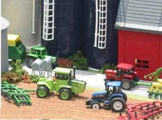 1/64 scale farm display - google search