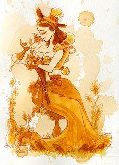 Brian Kesinger's illustration