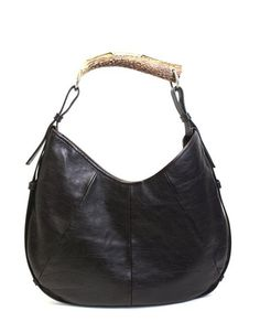 33ad658e3d Hobo bags are hot this season! The Saint Laurent Style Brown Genuine Leather  Hobo Bag is a top 10 member favorite on Tradesy.