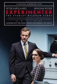 Rent Experimenter starring Peter Sarsgaard and Winona Ryder on DVD and Blu-ray. Get unlimited DVD Movies & TV Shows delivered to your door with no late fees, ever. One month free trial! Good Movies On Netflix, 2015 Movies, All Movies, Movies To Watch, Movies Online, Movies And Tv Shows, Movie Tv, Tv Watch, Winona Ryder