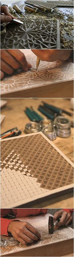 Every Nada Debs piece is hand made in Lebanon. Click here to see the collection. http://www.pomegranate-living.com/brands-nada-debs.irc
