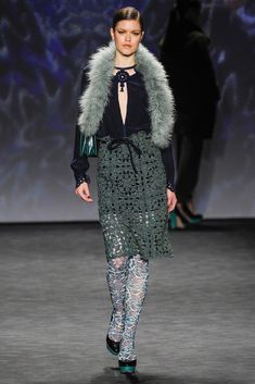Vivienne Tam Fall 2014 Ready-to-Wear Collection Photos - Vogue