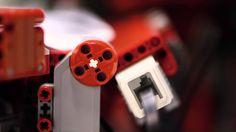 Arrow hired ad agency Elevation Digital Media, which hired Lego modeler Arthur Sacek