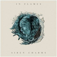 album cover art [09/2014]: in flames ¦ siren charms |