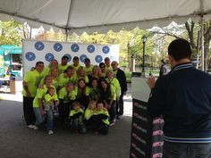 Annual Parkinson's Unity Walk in Central Park!  Every year NYC Photo Party provides our services to the PUW Organization for one of the largest charity walks in existence!  10,000+ strong attendees... our interactive photo station allows PUW to gain support & awareness as guests post their branded photos to social media!