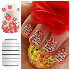 Sisters' Style – May Flowers | AdriAnn: Jamberry Independent Consultant