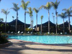 Humphrey's Half Moon Inn and Suites, Shelter Island, San Diego - April 2014!