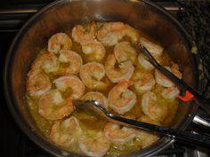 Summer is a Verb: Camarones Al Mojo De Ajo aka Garlic Shrimp