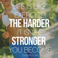 It's inspiring cause it's true!