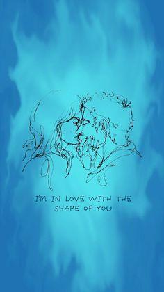 """""""Shape Of You"""" - Ed Sheeran"""