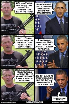 """Why do kids understand """"clean your room,"""" but adults don't get """"keep guns from criminals?"""""""