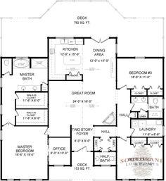 Log cabin floor plans  Cabin floor plans and Log homes on Pinterest