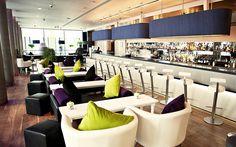 Rockwell bar at the Trafalgar Rockwell Bar - The Vista - The Trafalgar Hotel (Hilton) 2 Spring Gardens Trafalgar Square London SW1A 2TS  TEL: +44 20 7870 2900 FAX: +44 20 7870 2911 (cw1)