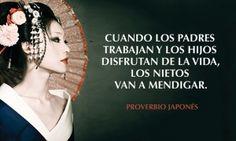 Proverbios de la sabiduría japonesa