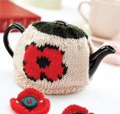 Poppy Tea Cosy