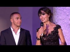"""Art or Nothing"" Mercedes-Benz Class S Presentation with Lewis Hamilton and Maria Grazia Cucinotta - YouTube #fashionchannel #fashion #channel #mercedes #lewishamilton #mariagraziacucinotta #presentation"