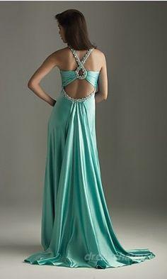 Looks like a prom dress that Princess Jasmine would wear.
