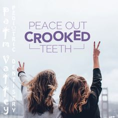There are a lot of things you can do by yourself but orthodontics put crooked teeth where they belong behind braces palm valley pediatric dentistry solutioingenieria Choice Image