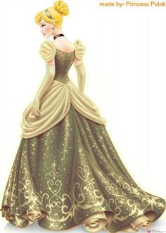 Cinderella new chocolaty look - disney-princess Photo