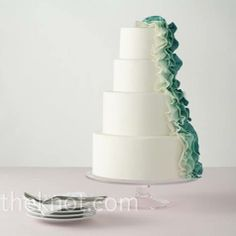 C9- Add a little color to your white cake!