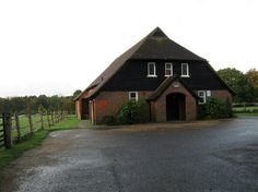 Or this, slindon village hall?
