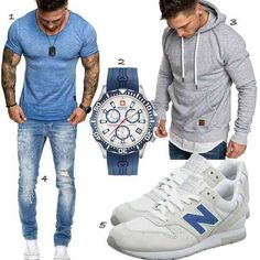 Neue Outfits, Online Shops, Partner, New Balance, Beige, Sneakers, Men, Style, Fashion