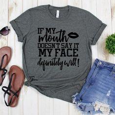 Funny Couple Shirts, Funny Shirt Sayings, Funny Tees, Shirts With Sayings, Shirt Quotes, Fun Funny, Sassy Shirts, Mom Shirts, Cute Shirts
