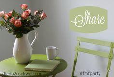 "I added ""Share"" to an #inlinkz linkup!http://www.diana2rockwell.com/share-2"