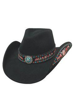 eb5af903c97 Bullhide Let s Get Loud Wool Cowgirl Hat