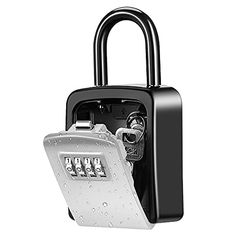 Amazon has the KeeKit Key Lock Box, Key Safe Box with Removable Shackle, Resettable Code Key Storage Lock Box Waterproof with 4 Digit Combination, 5 Key Capacity for Home, Indoor & Outdoor – Silver marked down from $19.99 to $13.99. That is 30% off retail price! TO GET THIS DEAL: GO HERE to go to…
