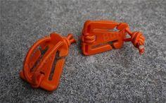 Gear ITW Dominator Molle Backpack Carabiner Tool Elastic Rope Webbing Buckle Winder Sale - Banggood.com