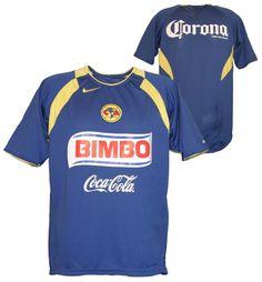 Club América 2005-2006 visitante