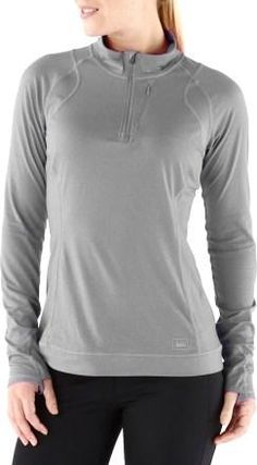 REI Fleet Quarter-Zip Top - Women's - REI.com