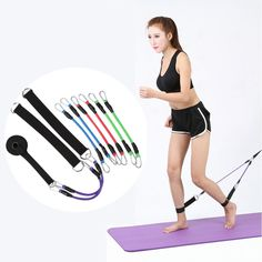 Fitness Equipment For Home Gym Thigh Muscle Multifunction Leg Puller Leg Trainer Leg Strength Training Home Fitness Products 40 Price: 9.95 & FREE Shipping #fashion|#health|#beauty|#fitness Gym Products, Fitness Products, Fitness Equipment, No Equipment Workout, Gym Workouts, At Home Workouts, Thigh Muscles, Rebounding, Natural Disasters