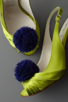 Tutorial Tuesday: Pompom Shoe Clips | Transient Expression