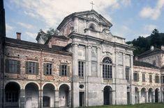 Castello di Casotto / www.residenzereali.it