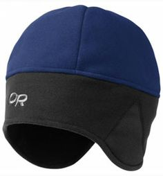 Outdoor Research Wind Warrior Windstopper Fleece Hat @ Campmor.com-best one I know of... though a simple fleece beanie is good too.  This one is noteworthy for the ear cover.