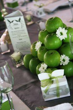 box apples wedding decor - Поиск в Google