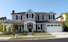It would be so nice to get a new garage door! Our garage door is shaky when it moves up, and it makes squeaky sounds. I'm definitely going to look into getting a new garage door.