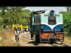 India's Oldest Railway    Shakuntala Express (1903)    - YouTube Cheap Fares, British Government, India, Train, Youtube, Strollers, Trains, Youtube Movies