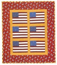 Martingale - Patriotic Little Quilts eBook eBook