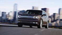 Ford Flex Crossover SUV http://www.performancefordlincoln.com/