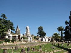 """Millionaire's Row"" in Mountain View Cemetery in Oakland, Calif. Photo: Charlie Wells, The Chronicle"